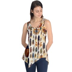 Insect Collection Sleeveless Tunic