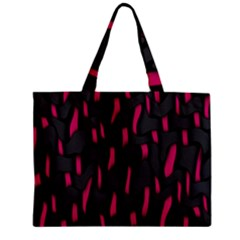 Weave And Knit Pattern Seamless Background Zipper Mini Tote Bag