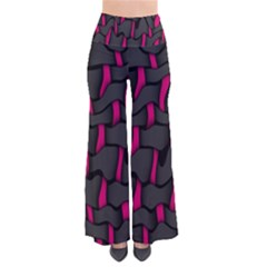 Weave And Knit Pattern Seamless Background Pants
