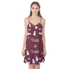 Halloween Free Card Trick Or Treat Camis Nightgown