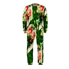 Floral Collage OnePiece Jumpsuit (Kids)