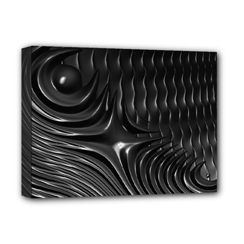 Fractal Mathematics Abstract Deluxe Canvas 16  X 12