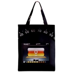 Interior Car Vehicle Auto Zipper Classic Tote Bag