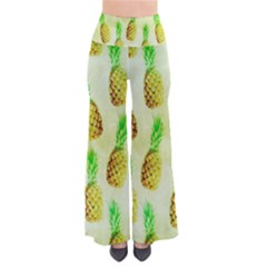 Pineapple Wallpaper Vintage Pants