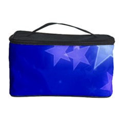 Star Bokeh Background Scrapbook Cosmetic Storage Case