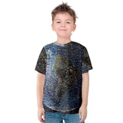 World Mosaic Kids  Cotton Tee