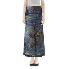 World Mosaic Maxi Skirts