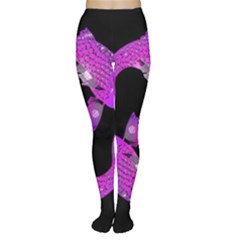 Koi Carp Fish Water Japanese Pond Women s Tights