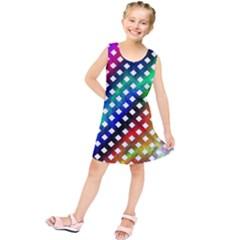 Pattern Template Shiny Kids  Tunic Dress