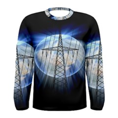 Energy Revolution Current Men s Long Sleeve Tee