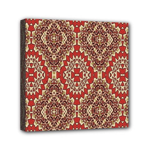 Seamless Carpet Pattern Mini Canvas 6  x 6