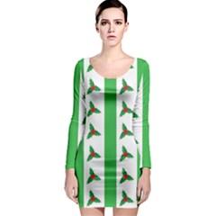 Holly Long Sleeve Bodycon Dress