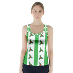 Holly Racer Back Sports Top