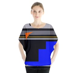Abstraction Blouse