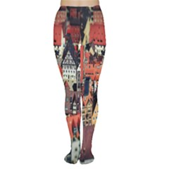 Tilt Shift Of Urban View During Daytime Women s Tights
