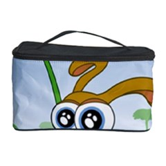 Easter Spring Flowers Happy Cosmetic Storage Case