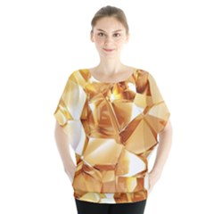 Golden crystals Blouse