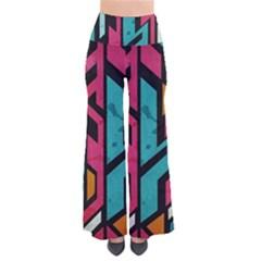 bohemian pattern Pants