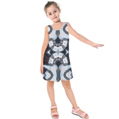 Black Velvet  Annabellerockz Kids  Sleeveless Dress