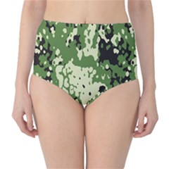 Flectar High-Waist Bikini Bottoms