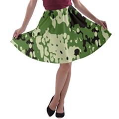 Flectar A-line Skater Skirt