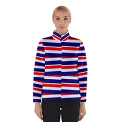 Red White Blue Patriotic Ribbons Winterwear