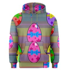 Holidays Occasions Easter Eggs Men s Pullover Hoodie