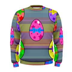 Holidays Occasions Easter Eggs Men s Sweatshirt