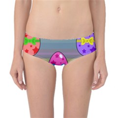 Holidays Occasions Easter Eggs Classic Bikini Bottoms