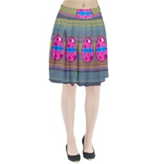 Holidays Occasions Easter Eggs Pleated Skirt