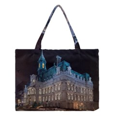 Montreal Quebec Canada Building Medium Tote Bag