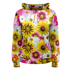 Flowers Blossom Bloom Nature Plant Women s Pullover Hoodie