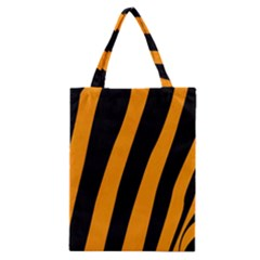 Tiger Pattern Classic Tote Bag