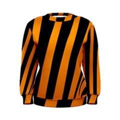 Tiger Pattern Women s Sweatshirt