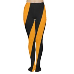 Tiger Pattern Women s Tights