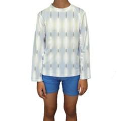 Lights Kids  Long Sleeve Swimwear