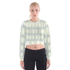 Lights Women s Cropped Sweatshirt