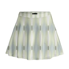 Lights Mini Flare Skirt