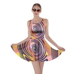 Ethnic Tribal Pattern Skater Dress