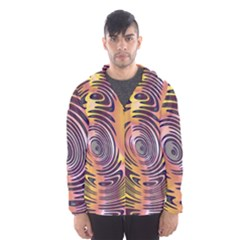 Ethnic Tribal Pattern Hooded Wind Breaker (Men)