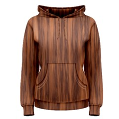 Texture Tileable Seamless Wood Women s Pullover Hoodie