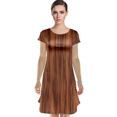 Texture Tileable Seamless Wood Cap Sleeve Nightdress