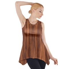 Texture Tileable Seamless Wood Side Drop Tank Tunic