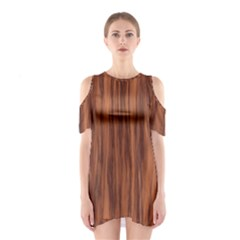 Texture Tileable Seamless Wood Shoulder Cutout One Piece