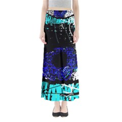 Blue eye Maxi Skirts