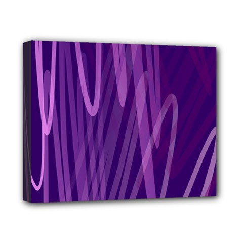 The Background Design Canvas 10  x 8