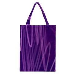 The Background Design Classic Tote Bag