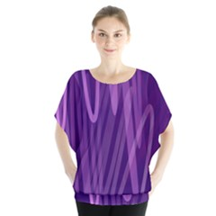 The Background Design Blouse