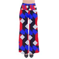 Pattern Abstract Artwork Pants