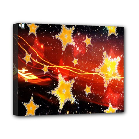 Holiday Space Canvas 10  X 8